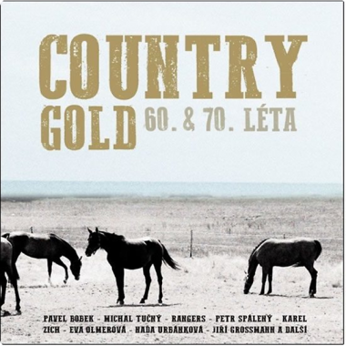 Výber • Country Gold 60. & 70. léta (2CD)