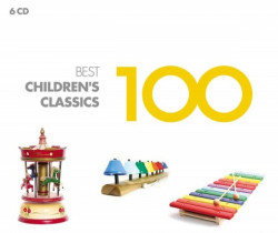 Výber • 100 Best Children's Classics Various (6CD)