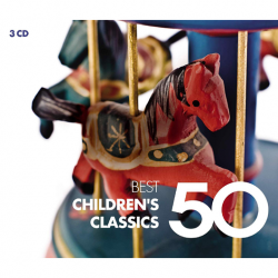 Výber • 50 Best Children's Classics  Various (3CD)
