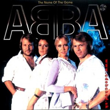Abba • The Name Of The Game
