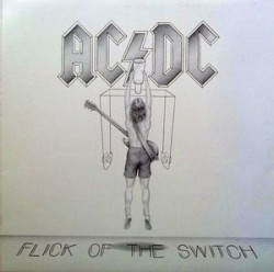 AC/DC • Flick Of The Switch (LP)