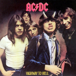 AC/DC • Highway To Hell (LP)