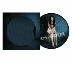 Winehouse Amy • Back To Black / Limited Edition / Picture Vinyl (LP)