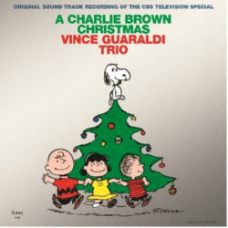 Vince Guaraldi Trio • A Charlie Brown Christmas / Limited edition (LP)