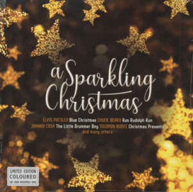 Výber • A Sparkling Christmas / Gold And Clear Mixed Vinyl (LP)