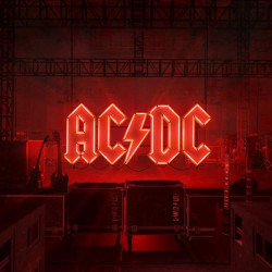 AC/DC • Power Up / Transparent Red Vinyl (LP)