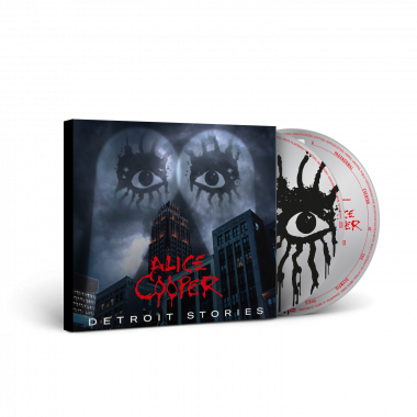 Alice Cooper • Detroit Stories / Limited Box (CD+BD)
