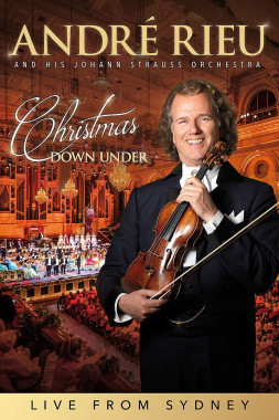Rieu André • Christmas Down Under / Live From Sydney (DVD)