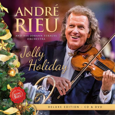 Rieu Andre • Jolly Holiday / Deluxe (CD+DVD)