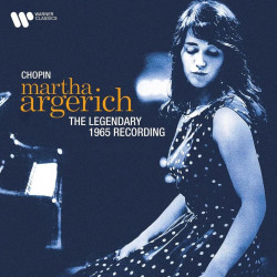 Argerich Martha • Chopin: The Legendary 1965 Recording / Remastered 2021