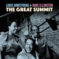 Armstrong Louis & Duke Ellington • Great Summit / Yellow Vinyl (LP)