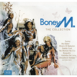 Boney M. • The Collection (3CD)