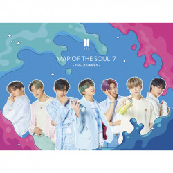 BTS • Map Of The Soul 7 ~ The Journey ~ (CD+DVD)