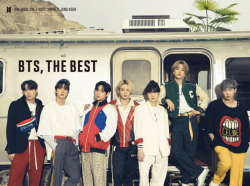 BTS • BTS, The Best / Limited Edition B (2CD+BD)
