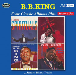 B.B. King • Four Classic Albums Plus (2CD)