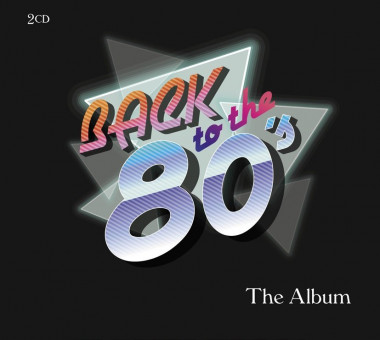 Výber • Back To The 80's / The Album (2CD)