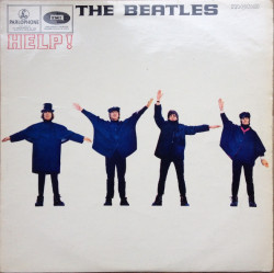 Beatles • Help (LP)