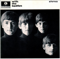 Beatles • With The Beatles (LP)