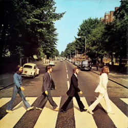 Beatles • Abbey Road (LP)