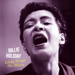 Holiday Billie • Lady Sings The Blues / Blue Vinyl (LP)