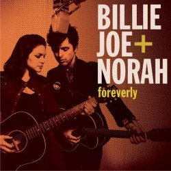 Joe Billie & Norah • Foreverly / Creamy Orange Vinyl - 2021 Reissue (LP)