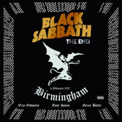 Black Sabbath • The End (3LP)