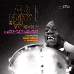 Blakey Art & The Jazz Messengers • First Flight To Tokyo / The Lost 1961 Recordings (LP)