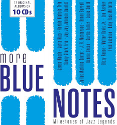 Výber • Blue Notes Vol. 2 (10CD)