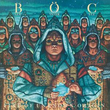 Blue Oyster Cult • Fire Of Unknown Origin (LP)