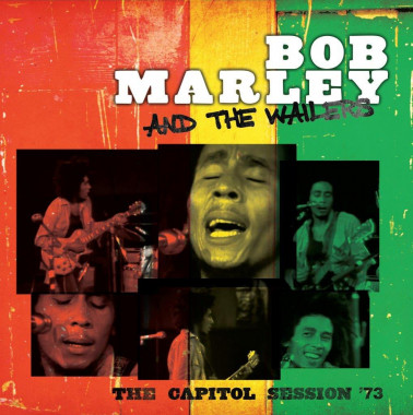 Marley Bob & The Wailers • The Capitol Session '73 / Limited Coloured Vinyl (2LP)