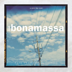 Bonamassa Joe • A New Day Now / Blue Transparant Viny (2LP)