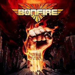 Bonfire • Fistful Of Fire