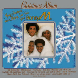 Boney M. • Christmas Album (LP)