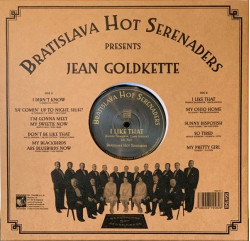 Bratislava Hot Serenaders • Presents Jean Goldkette (LP)