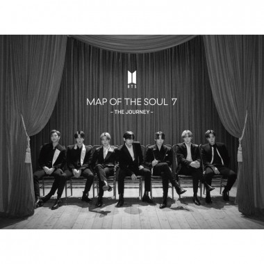 BTS • Map Of The Soul : 7 ~ The Journey ~ (CD+BD)