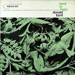 Byrd Donald • Byrd In Flight (LP)