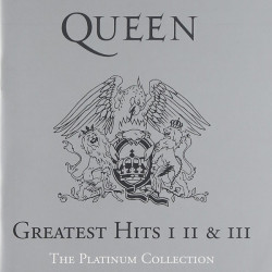 Queen • Greatest Hits I II & III (The Platinum Collection 3CD)