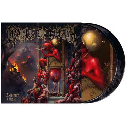 Cradle Of Filth • Existence Is Futile / Limited Edition (2LP)