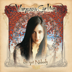 Carlton Vanessa • Be Not Nobody / Red Vinyl (LP)