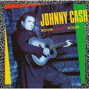 Cash Johnny • Boom Chicka Boom (LP)