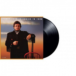 Cash Johnny • Johnny Cash Is Coming To Town (LP)