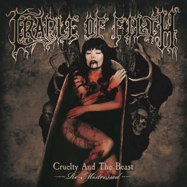 Cradle Of Filth • Cruelty And The Beast / Red vinyl (2LP)