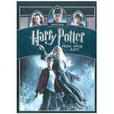 Harry Potter a princ dvojí krve (DVD)