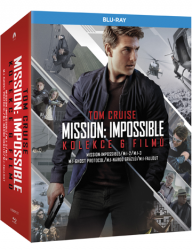 Mission Impossible / Kolekcia 1.-6. (BD)