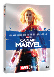 Captain Marvel / Edice Marvel 10 Let (DVD)