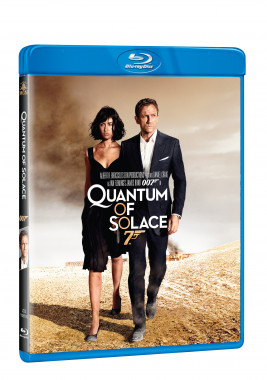 Quantum of Solace (BD)