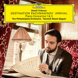Trifonov Daniil • Destination Rachmaninov (2LP)