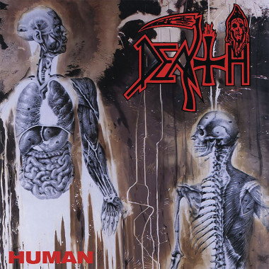 Death • Human Clear / Limited (LP)