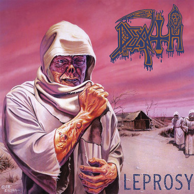 Death • Leprosy Clear / Limited (LP)