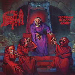 Death • Scream Bloody Gore Clear / Limited (LP)